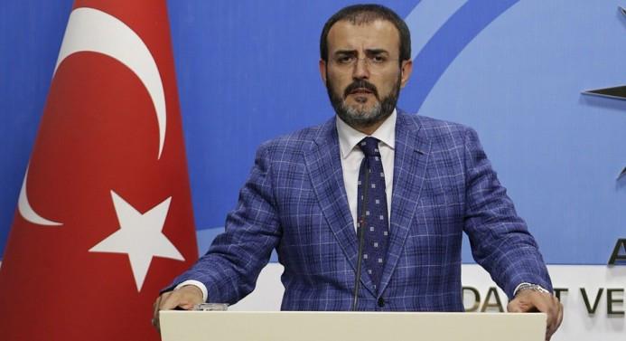 """""""Türkiye ABD'ye gerekli cevabı verecek"""""""