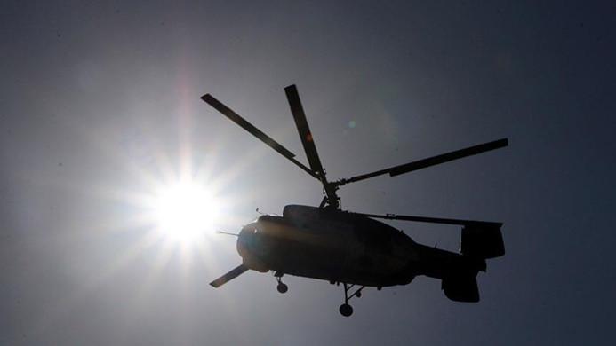 Kandil'de helikopter hareketliliği