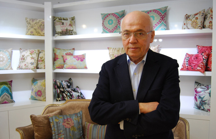 Bursalı ünlü tekstilci yaşamını yitirdi