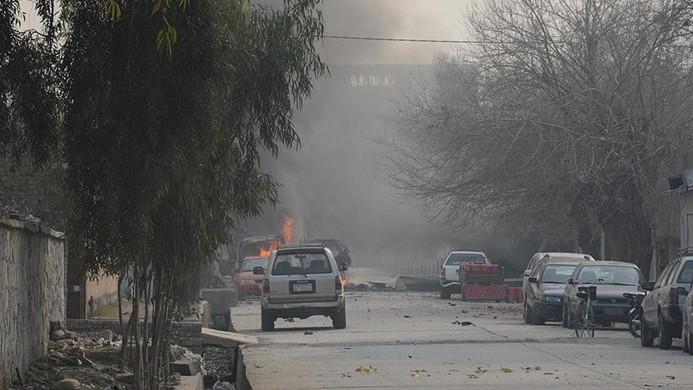 Afganistan'da intihar saldırısı: 32 ölü, 128 yaralı