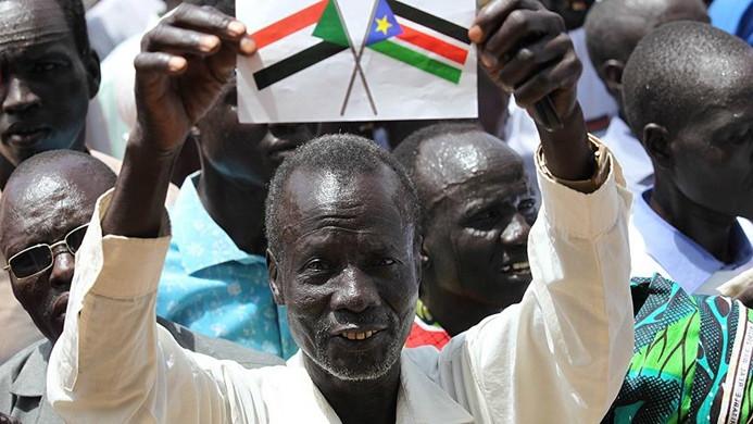 Güney Sudan'da yıllardır süren iç savaş sona erdi