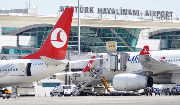 İstanbul'a 'hava'dan 28 milyon yolcu