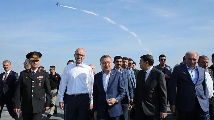 """""""Türkiye teknoloji ve havacılıkta ciddi bir kalkışı başlatmıştır"""""""