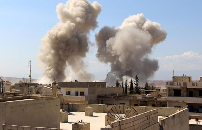 """Suriye İdlib'e hakim olacak"""