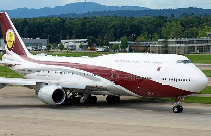 Katar uçağının iadesi için kanun teklifi