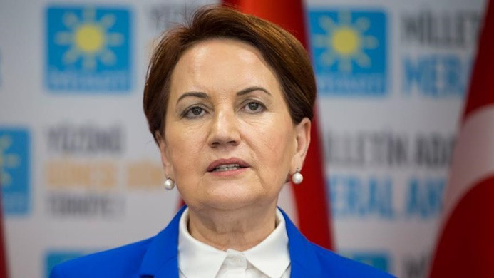 Akşener'den MHP'nin af teklifine tepki
