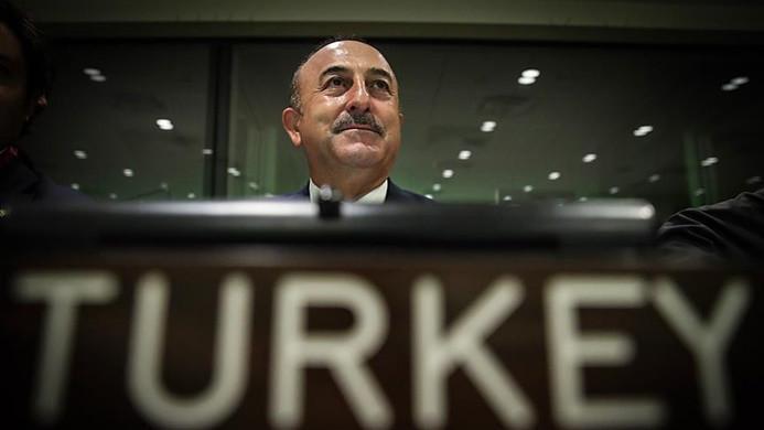 Çavuşoğlu, Washington Post'a makale yazdı