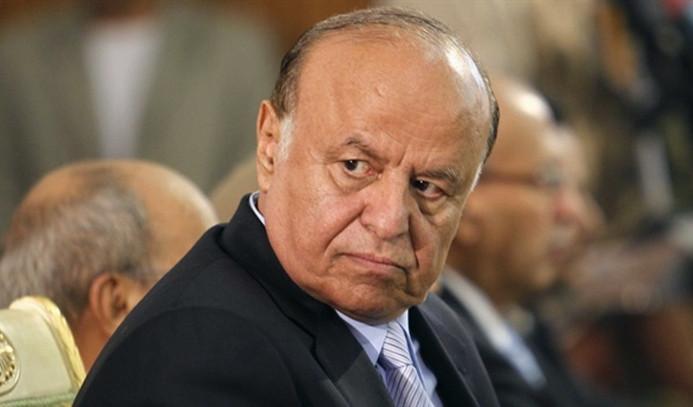 """Yemen Cumhurbaşkanından """"ekonomi"""" talimatı"""