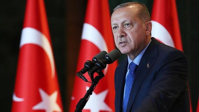Erdoğan: Göçebe Oyunları'nı 2020'de ülkemizde düzenleyeceğiz