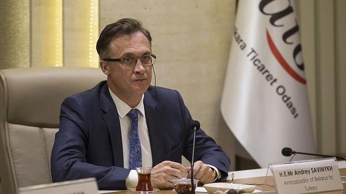 Savinykh: Türk lirası ve Belarus rublesine geçmek istiyoruz