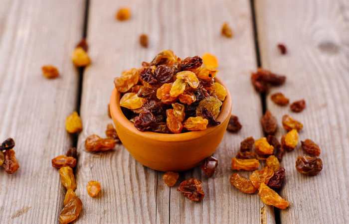 Kuru üzüm Çin yolcusu