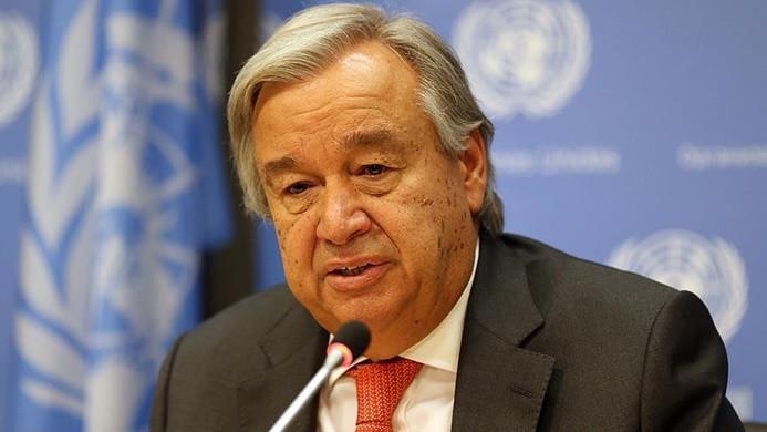 BM'den 'Suriye'de güvenli bölge' açıklaması
