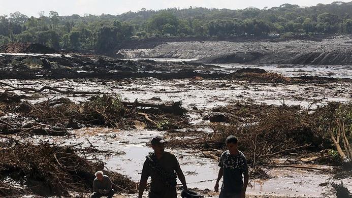 Brezilya'da maden atık barajı çöktü: 200 kişi kayıp