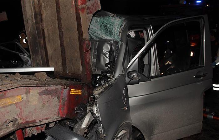 Ankara'da trafik kazası: 6 ölü