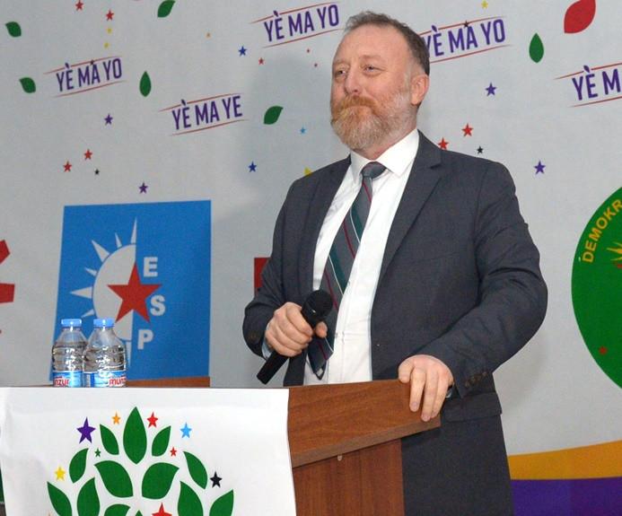 HDP'den 'ittifak' açıklaması