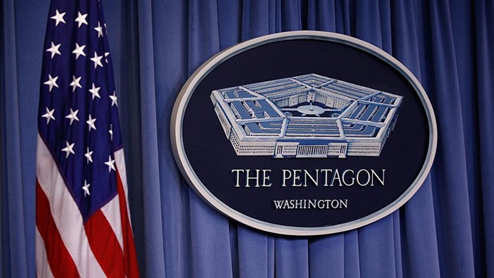 Pentagon'da istifa