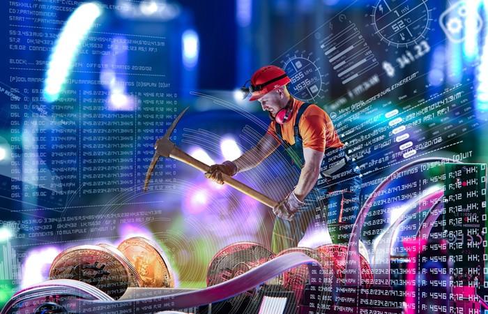 Yasa dışı kripto madencilik çiftlikleri artacak