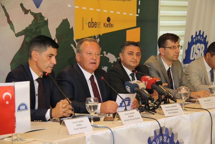 Otomotivin devleri Bursa'ya geliyor