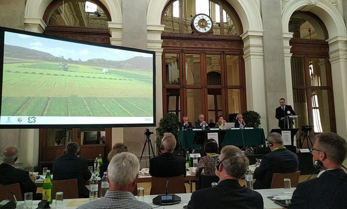 2024 yılı Avrupa Tahıl Alım Günleri Paris'te yapılacak