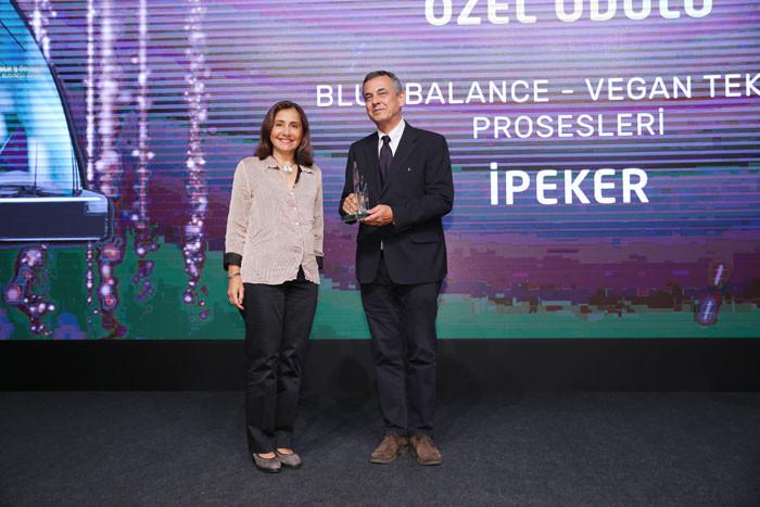 İpeker Tekstil'e 'Sürdürülebilir İş' ödülü