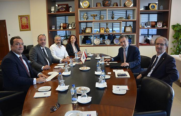 Çanakkale ile Yunanistan arasındaki ticaret işbirliği geliştirilecek