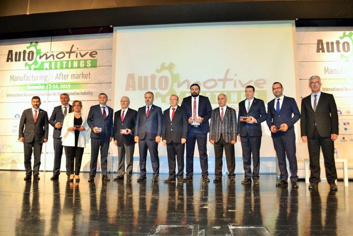 Otomotiv endüstrisinin kalbi Bursa'da atıyor