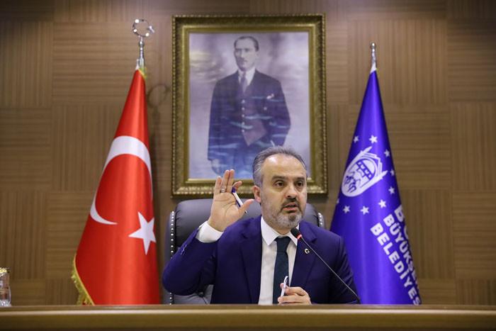 Bursa Büyükşehir Belediyesi'nin bütçesi belli oldu