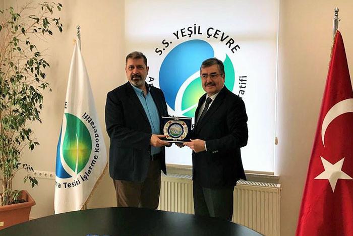 Bursa Çimento, Yeşil Çevre ile ortak proje geliştirecek