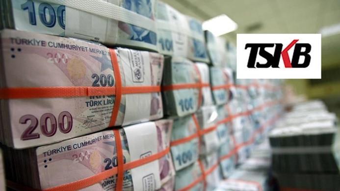 TSKB'den 661 milyon liralık net kâr