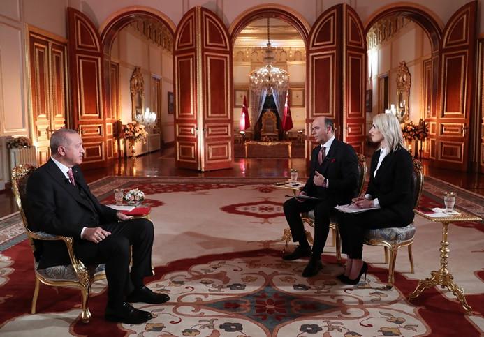 Erdoğan: Bahçeli ile ortak mitingler de yapacağız