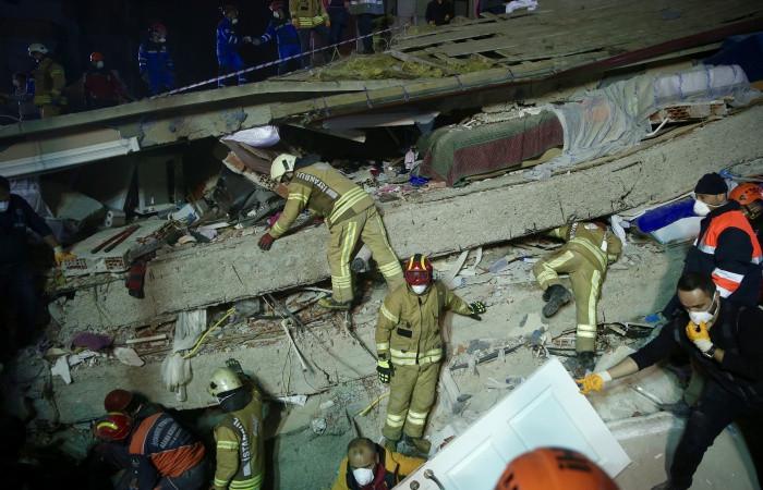 Kartal'daki binanın çökme nedeni beton kalitesi