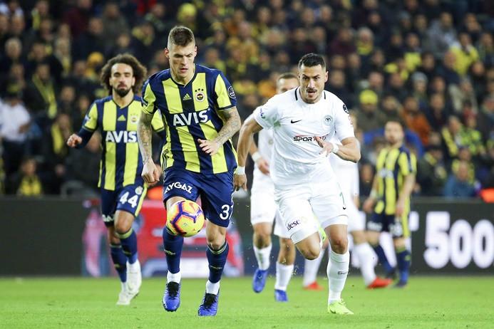 Fenerbahçe'de kayıplar sürüyor