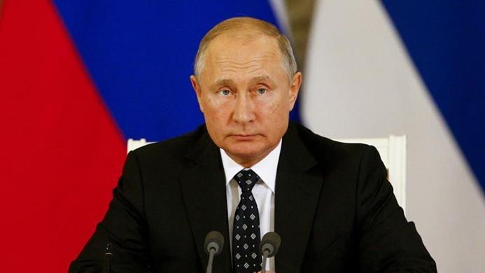 Rusya INF Anlaşması'nı askıya aldı