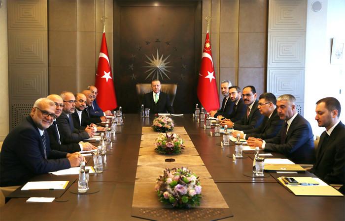 Türkiye, Filistin'e sırtını dönmeyecek