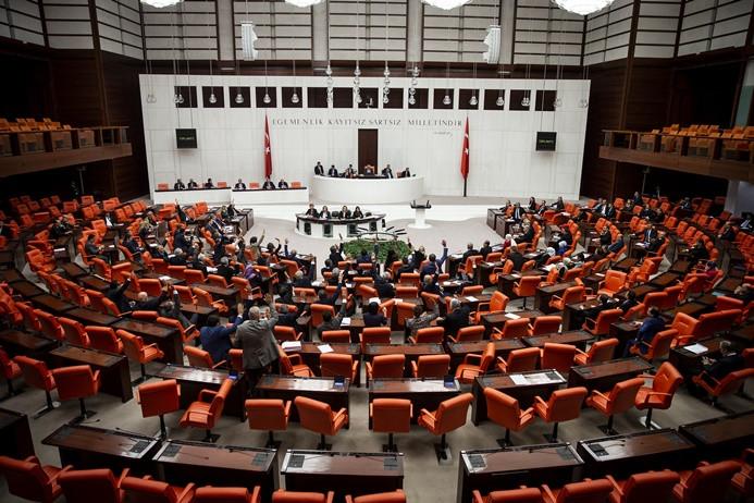 Meclis yeni başkanını seçti