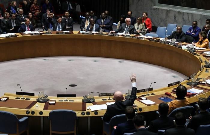 ABD'nin Venezuela tasarısı BMGK'de veto edildi