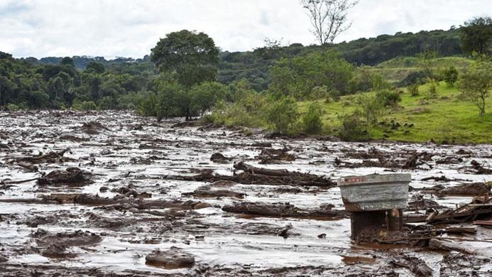 Brezilya'daki baraj faciasında ölü sayısı 134 oldu