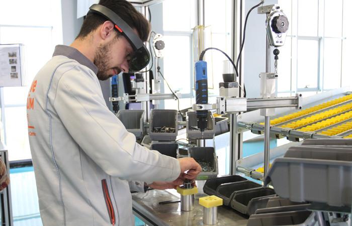 Sanayide teknolojik dönüşüme 1,8 milyar lira