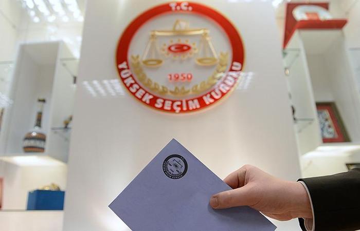 İstanbul'da kesinleşen belediye başkan aday listeleri ilan edildi