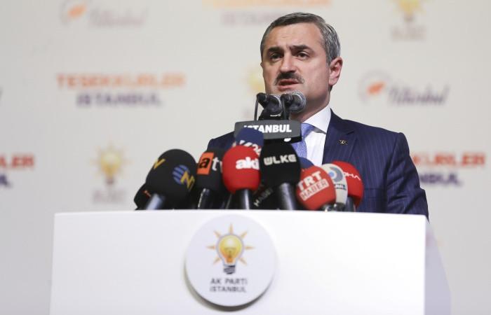 AK Parti sonuçlara itiraz etti
