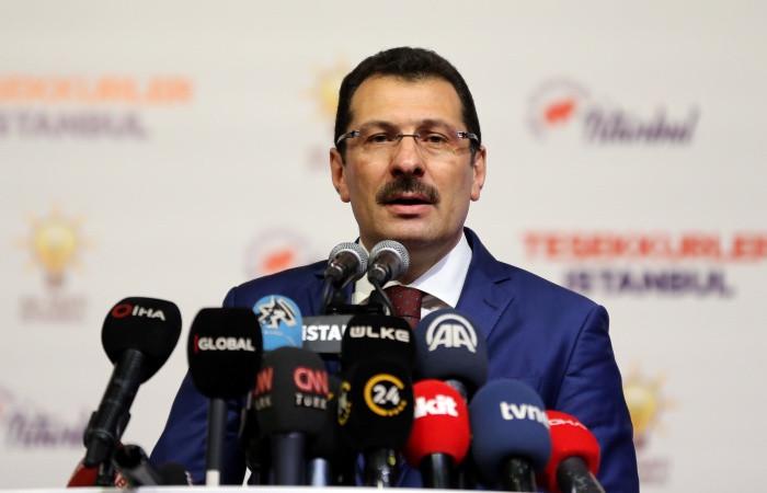 """""""AK Parti lehine 11 bin 109 oy çıktı"""""""