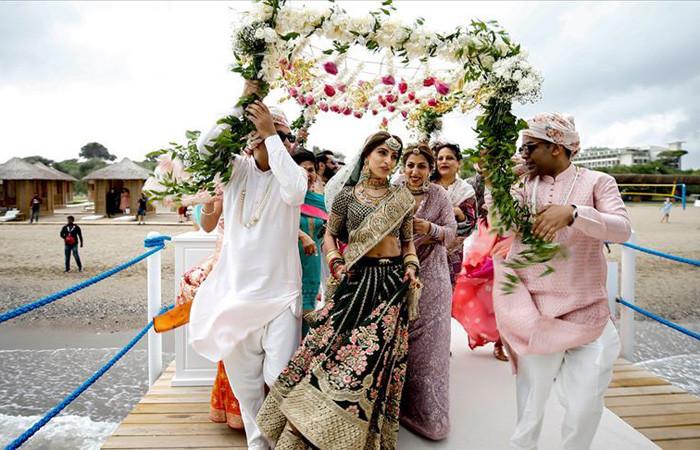 Hint düğünlerinde ciro hedefi 300 milyon dolar