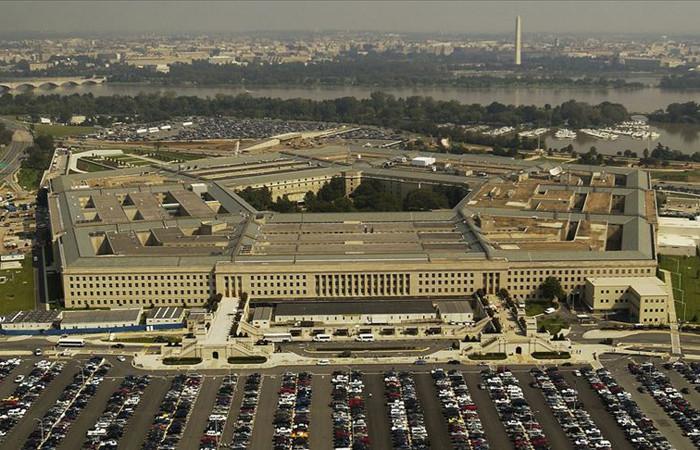 Pentagon'dan Yunanistan'a sevkiyat açıklaması
