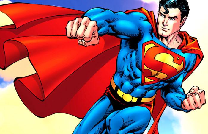 Parolalarda en çok kullanılan süper kahraman: Süpermen