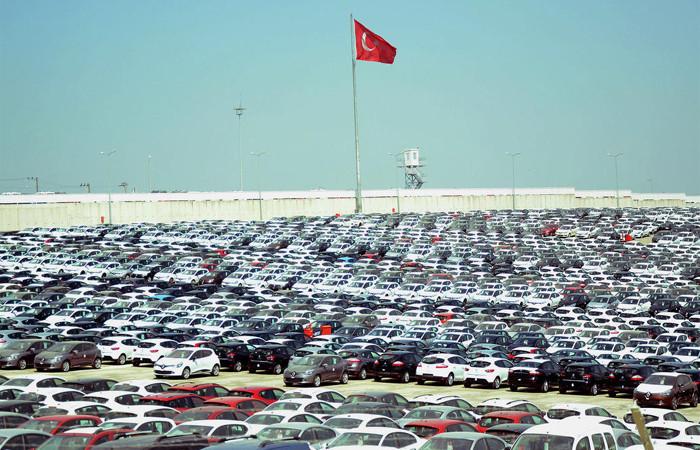 Otomotiv ihracatında rekor yükseliş