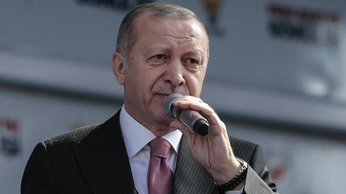 Erdoğan: Türkiye'nin haklarını sonuna kadar savunacağız