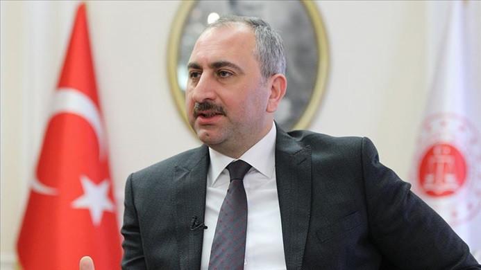 Gül: Yeni adli yıl hukuk devleti ilkesini derinleştirme dönemi olacaktır