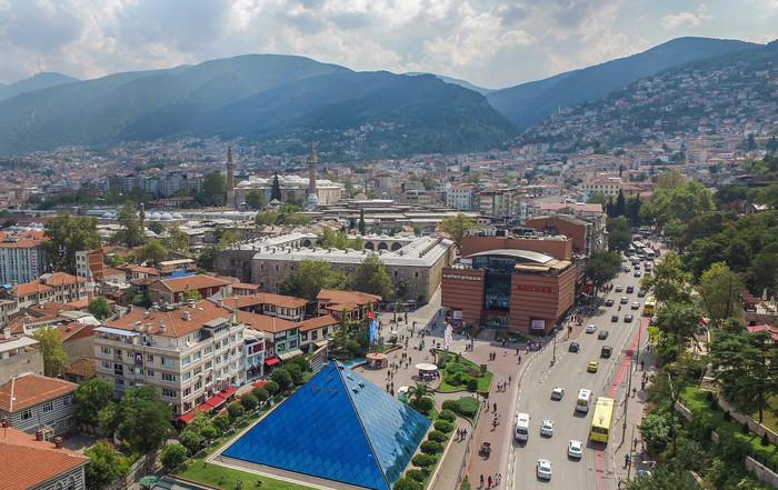 """""""Bursa'nın kurtuluşu bir milletin kurtulmasıdır"""""""
