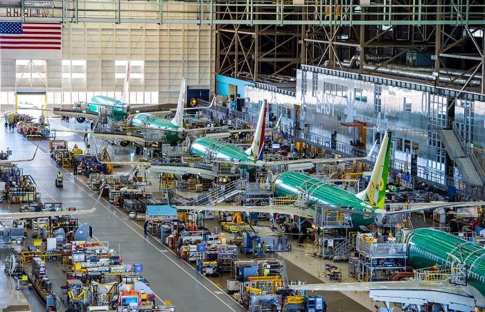 """Boeing-Airbus davasında """"anlaşma"""" çağrısı"""