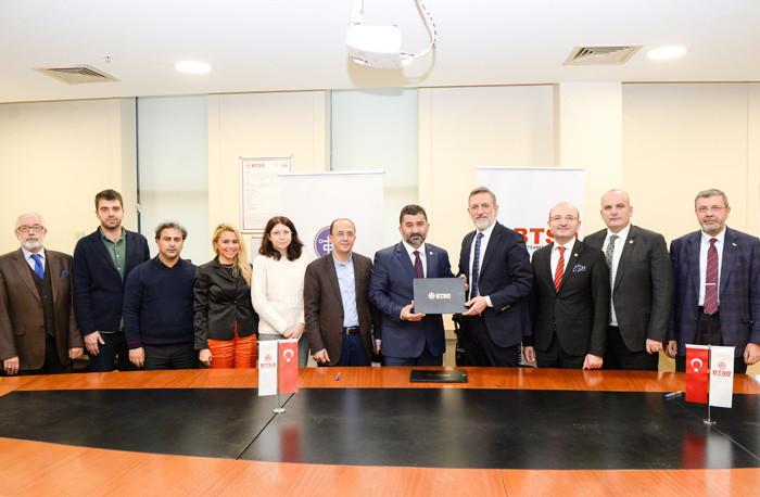 Bursa Teknik Üniversitesi, 42 firma ile anlaşma imzaladı